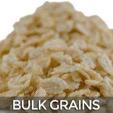 Flaked Rice -  50 lbs. Bulk Bag