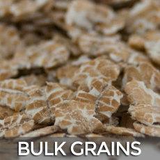 Flaked Wheat - 50 lbs. Bulk Bag