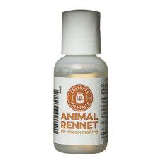 Liquid Animal Rennet, 1 oz