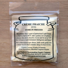 Creme Fraiche Direct Set Culture, 5 Packets