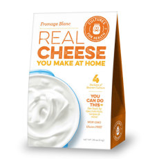Fromage Blanc Direct Set Culture - 4 Packets