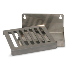 Stainless Steel Wall Mount Drip Tray, 6 x 5 in._2