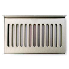 10 in. Stainless Steel Wall Mount Drip Tray_1