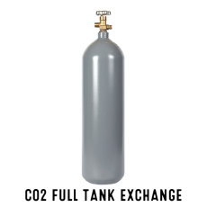 CO2 Fill for 15 lb. Tank