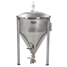 27 Gallon Fermenator, Tri-Clamp Fittings, Blichmann Engineering