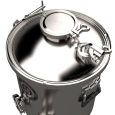 Spike Brewing Flex Fermenter High Pressure Lid Upgrade Kit
