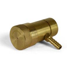 Oxygen Regulator for Disposable Oxygen Cylinder