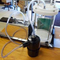 Enolmaster Oil Bath Vacuum Motor Filter_1