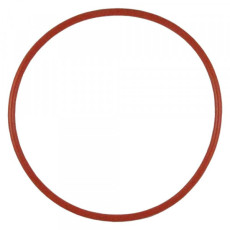 Large Red Silicone O-Ring for Enolmaster Vacuum Overflow Vessel and Tandem Professional Filter Housing