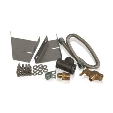 Floor Burner Installation Kit for TopTier, Blichmann Engineering