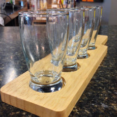 Barbary Beer Tasting Flight Kit