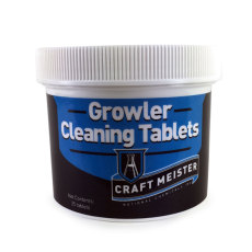 Growler Cleaning Tabs