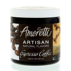 Amoretti Espresso Coffee Artisan Natural Flavoring, 8 oz.