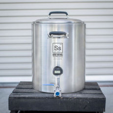 10 Gallon SS Brewtech InfuSsion Mash Tun_1