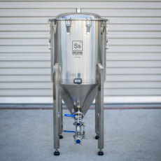 1/2 BBL SS Brewtech Chronical