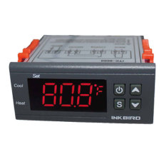 Inkbird ITC-2000 All-Purpose Temperature Controller (1 Relay / 1 Alarm)