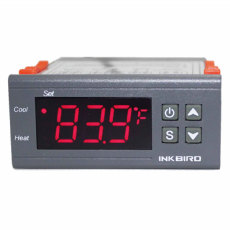 Inkbird ITC-1000 All-Purpose Temperature Controller (2 Relays)