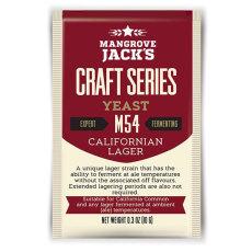 Mangrove Jack M54 California Lager Yeast