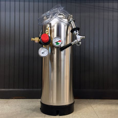 Kegerator Homebrew Kegging System - New Keg