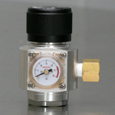 Mini CO2 Regulator w/Flare Fitting