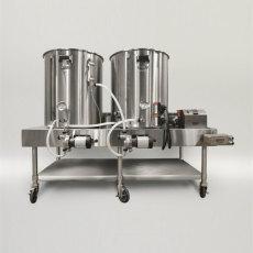 1 BBL Blichmann Electric Horizontal BrewEasy Turnkey System