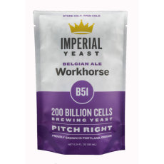 B51 Workhouse - Imperial Organic Yeast