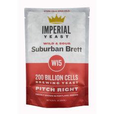 W15 Suburban Brett - Imperial Organic Yeast