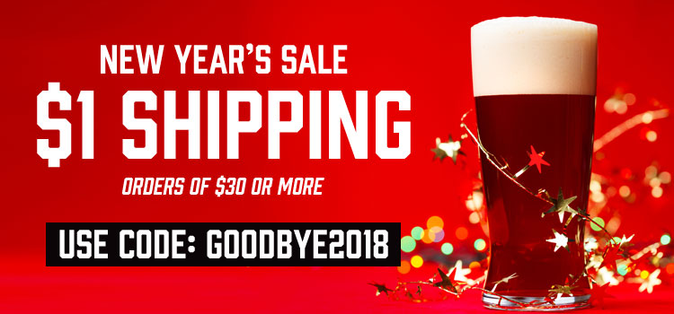New Years $1 SHIPPING Sale