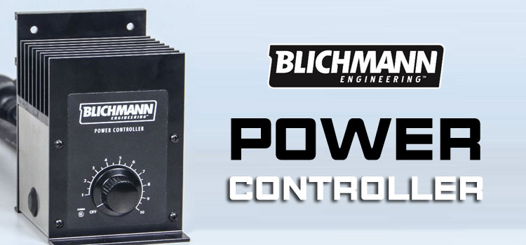 Blichmann Power Controller and Accessories