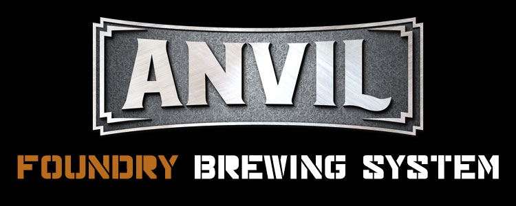 ANVIL Foundry Brewing System and Accessories