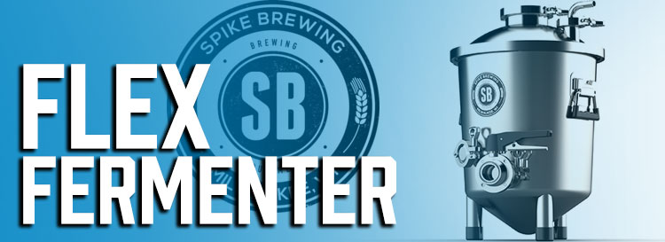 Spike Brewing Flex Fermenters