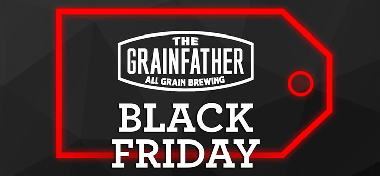 Black Friday Sale: GrainFather