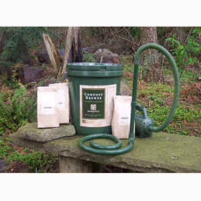 Compost Tea Brewing Kit