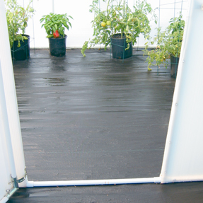 Greenhouse Flooring 16' x 16'