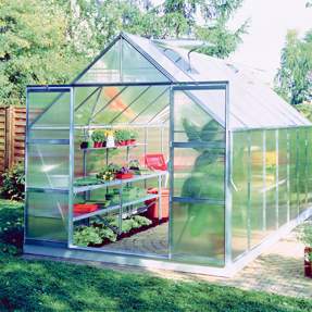 Hall's Magnum 8'x14' Greenhouse Kit