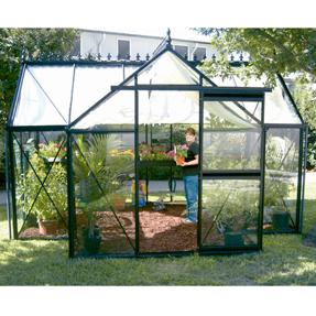 Junior Orangerie Conservatory Greenhouse