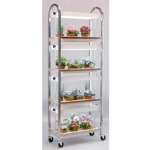 Compact Grow System - 4 Tier