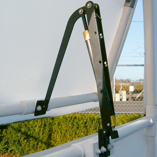 Solar Vent Opener