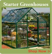 Starter Greenhouses