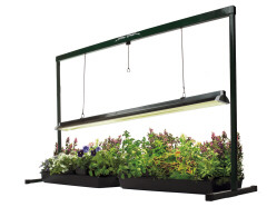 T5 grow light stand