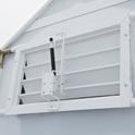 Easy Flow Louver Solar Opener