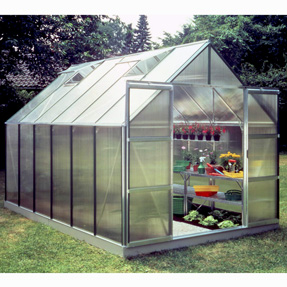 Hall's Magnum 8'x12' Greenhouse Kit