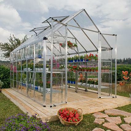 8' x 12' Snap and Grow Greenhouse Kit