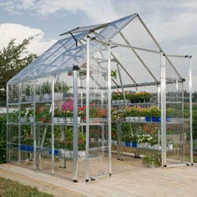 8' x 8' Snap and Grow Greenhouse Kit