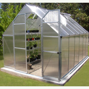 8' x 12' Essence Greenhouse Kit