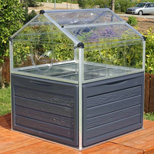 The Plant Inn Cold Frame Greenhouse
