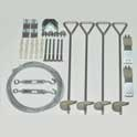 Cable Greenhouse Anchor Kit - Highly Recommended