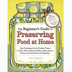 The Beginners Guide to Preserving Food