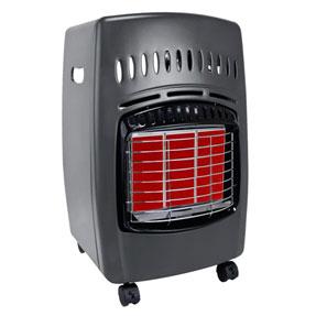 Cabinet Portable Propane Heater
