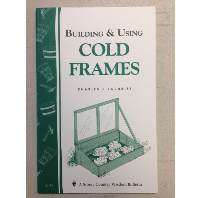 Bulletin: Building & Using Cold Frames